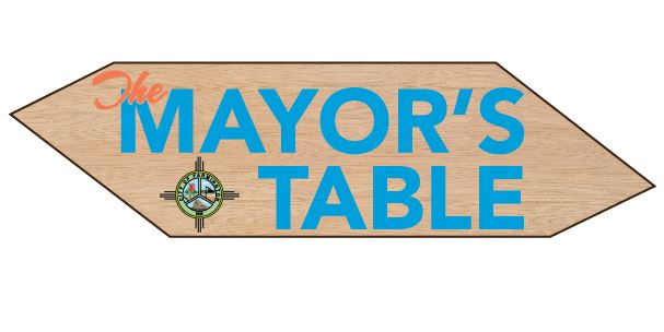 Duckett Mayor Table Logo