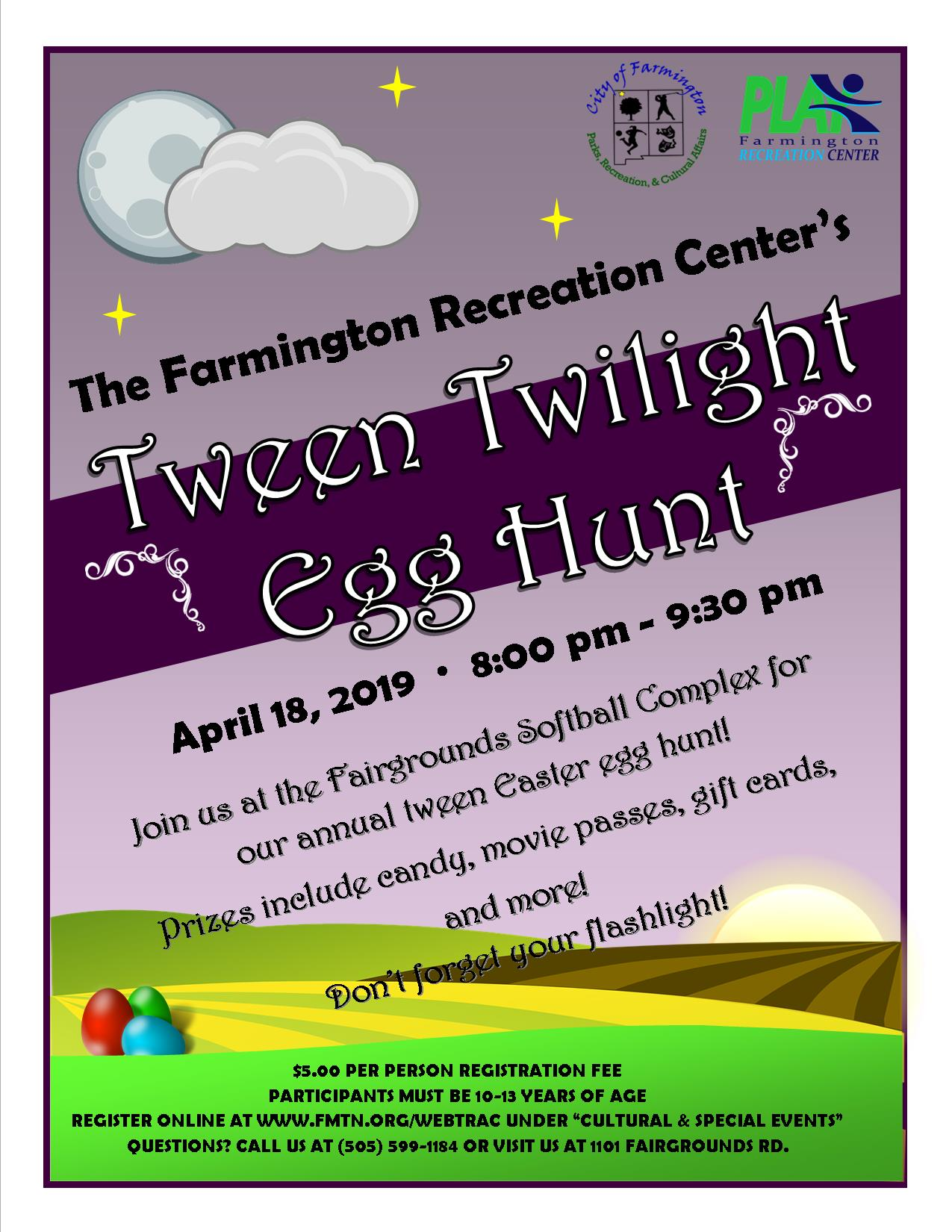 Tween Twilight Egg Hunt 2019 jpeg