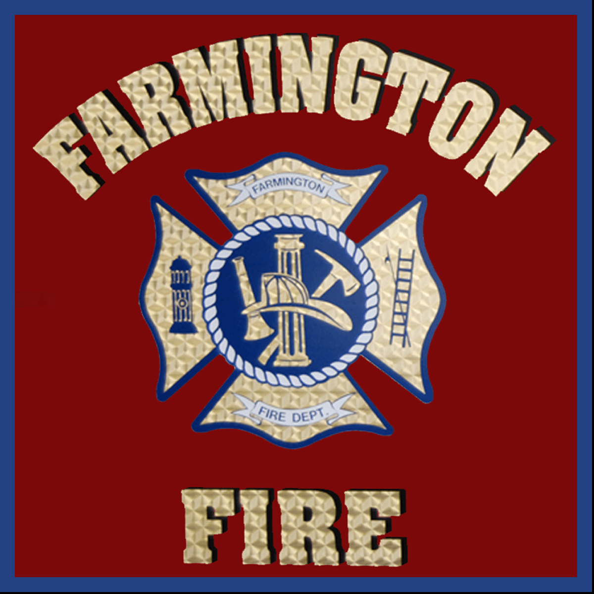 Farmington Fire Department Logo
