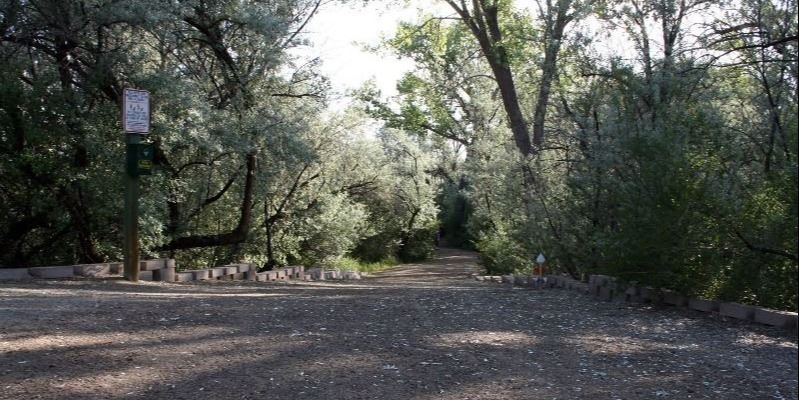 Berg Park Walking Trail